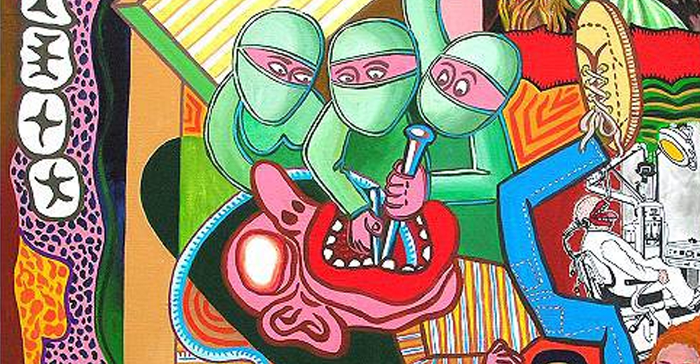 peur du dentiste stress aigu du patient